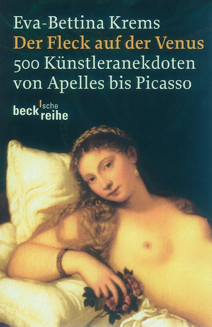 Cover: Eva-Bettina Krems, Der Fleck auf der Venus
