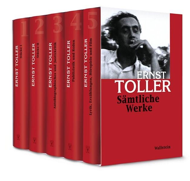 Abbildung von Toller   Sämtliche Werke   2014