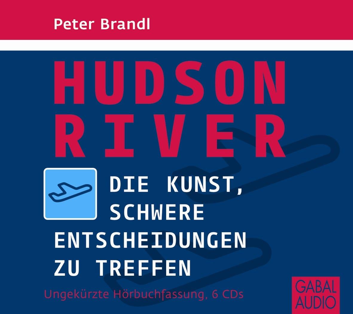 Hudson River | Brandl, 2013 (Cover)