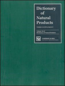 Abbildung von Buckingham | Dictionary of Natural Products, Supplement 3 | 1996