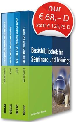 Abbildung von Lipp / Knoll / Wallenwein-Toelstede   Basis-Bibliothek für Seminare und Trainings   2013