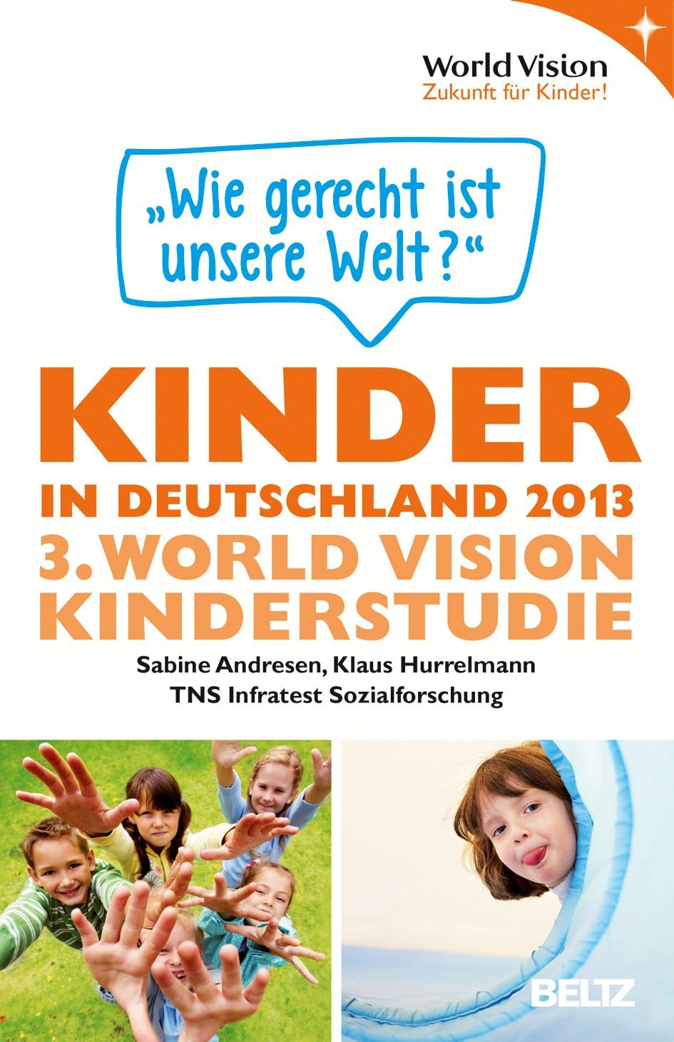 Abbildung von World Vision Deutschland e.V. | Kinder in Deutschland 2013 | 2013