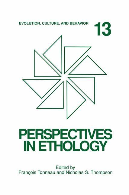 Abbildung von Thompson / Tonneau | Perspectives in Ethology | 2001