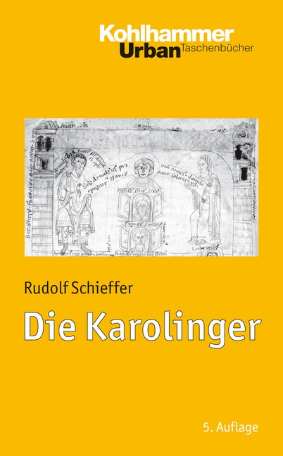 Die Karolinger | Schieffer | 5., aktualisierte Auflage, 2014 | Buch (Cover)