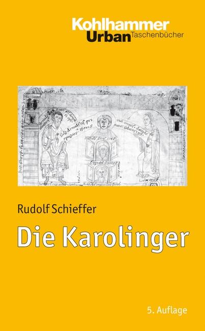 Abbildung von Schieffer   Die Karolinger   5., aktualisierte Auflage   2014