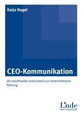 CEO-Kommunikation | Nagel, 2013 | Buch (Cover)