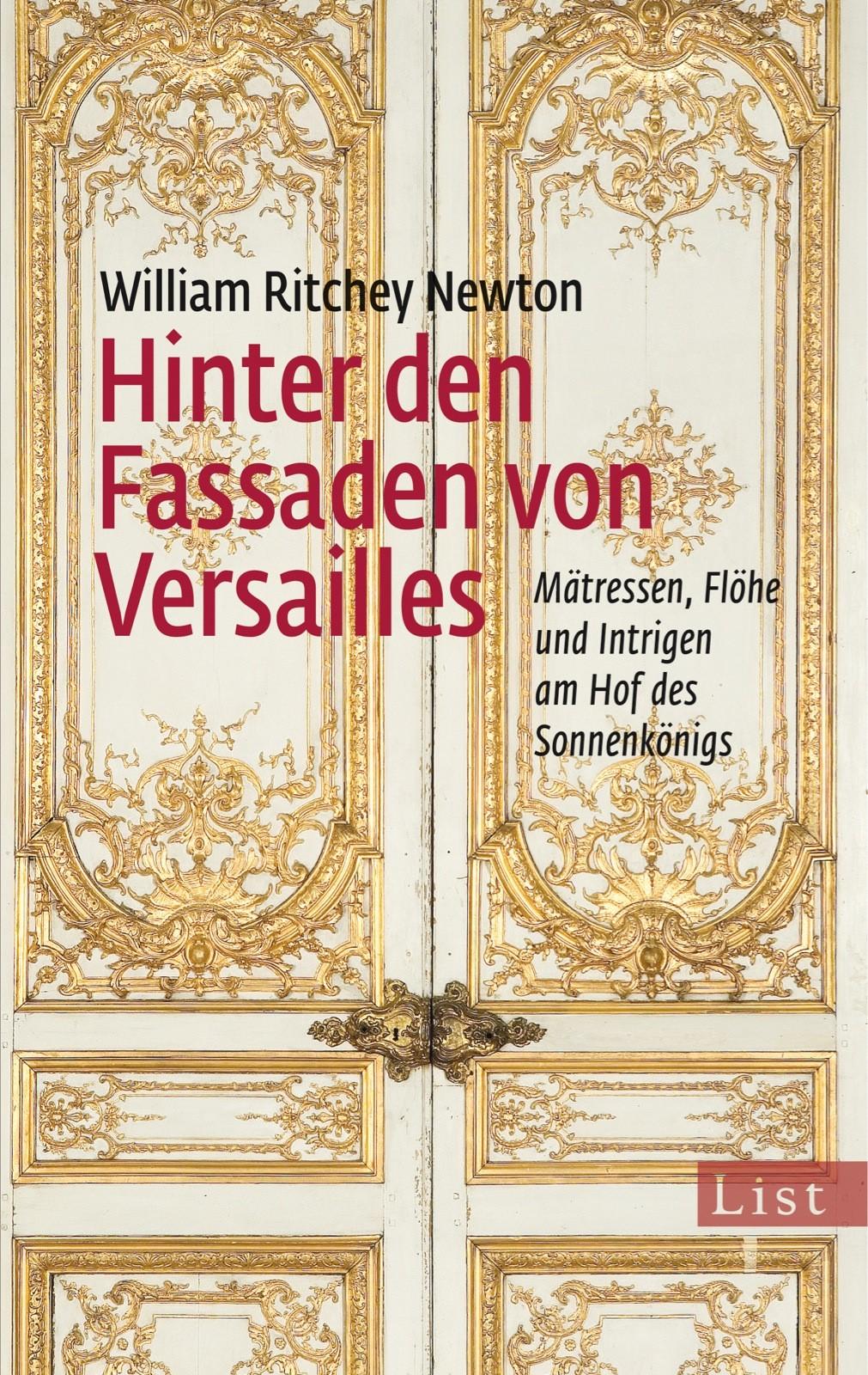 Abbildung von Newton | Hinter den Fassaden von Versailles | 2013