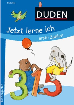 Abbildung von Holzwarth-Raether / Müller-Wolfangel | Jetzt lerne ich erste Zahlen (ab 4) | 1. Auflage | 2012 | Kindergarten