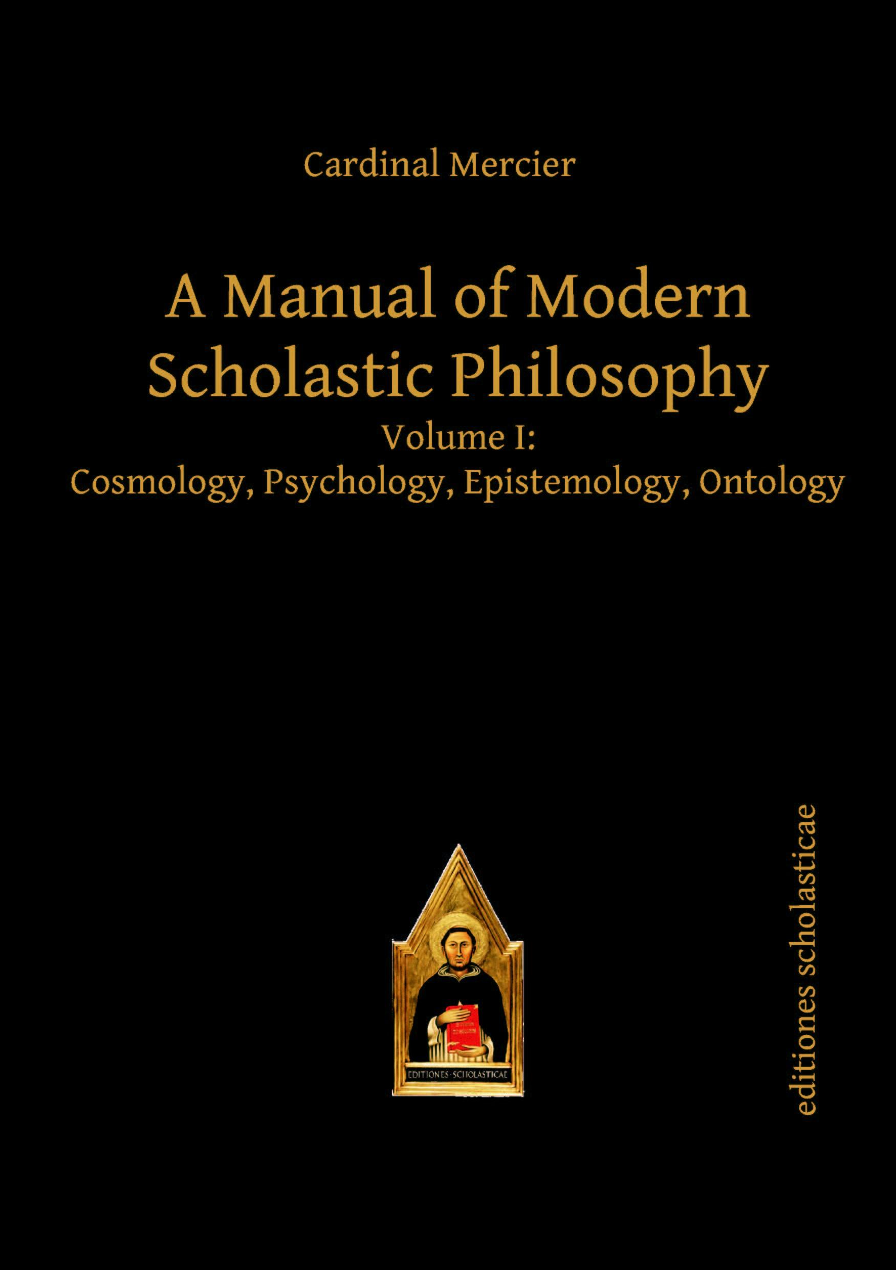 Abbildung von Mercier | A Manual of Modern Scholastic Philosophy | 2013