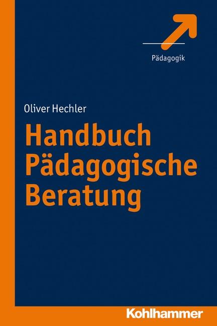 Abbildung von Hechler   Handbuch Pädagogische Beratung   2030