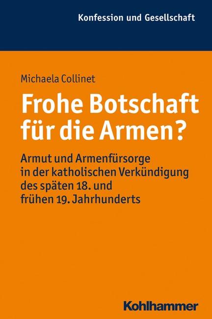 Abbildung von Collinet | Frohe Botschaft für die Armen? | 2015