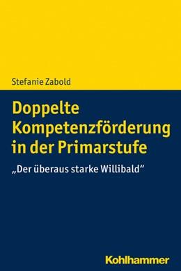 Abbildung von Zabold | Doppelte Kompetenzförderung in der Primarstufe | 2020 |