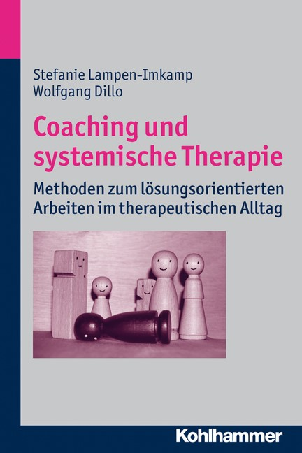 Coaching und systemische Therapie | Lampen-Imkamp / Dillo, 2018 | Buch (Cover)