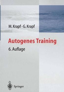 Abbildung von Krapf | Autogenes Training | 6., überarb. Aufl. | 2004