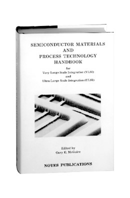 Abbildung von McGuire | Semiconductor Materials and Process Technology Handbook | 1988 | Edited by Gary F. McGuire