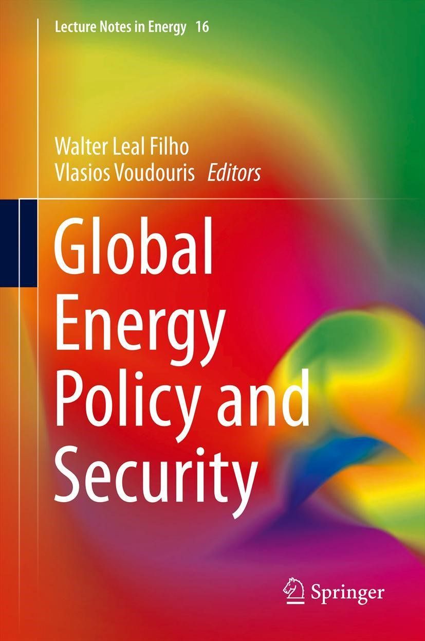 Abbildung von Leal Filho / Voudouris | Global Energy Policy and Security | 2013
