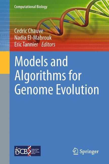 Abbildung von Chauve / El-Mabrouk / Tannier | Models and Algorithms for Genome Evolution | 2013
