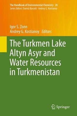 Abbildung von Zonn / Kostianoy   The Turkmen Lake Altyn Asyr and Water Resources in Turkmenistan   2013   28