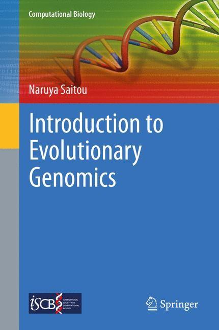 Abbildung von Saitou | Introduction to Evolutionary Genomics | 2014