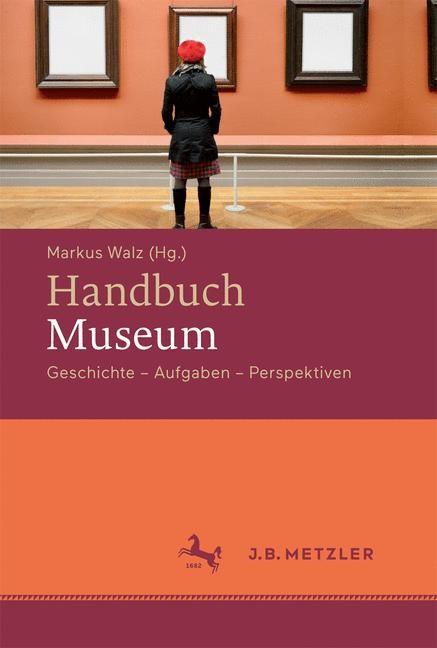 Abbildung von Walz | Handbuch Museum | 2016