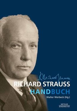 Abbildung von Werbeck   Richard Strauss-Handbuch   2014