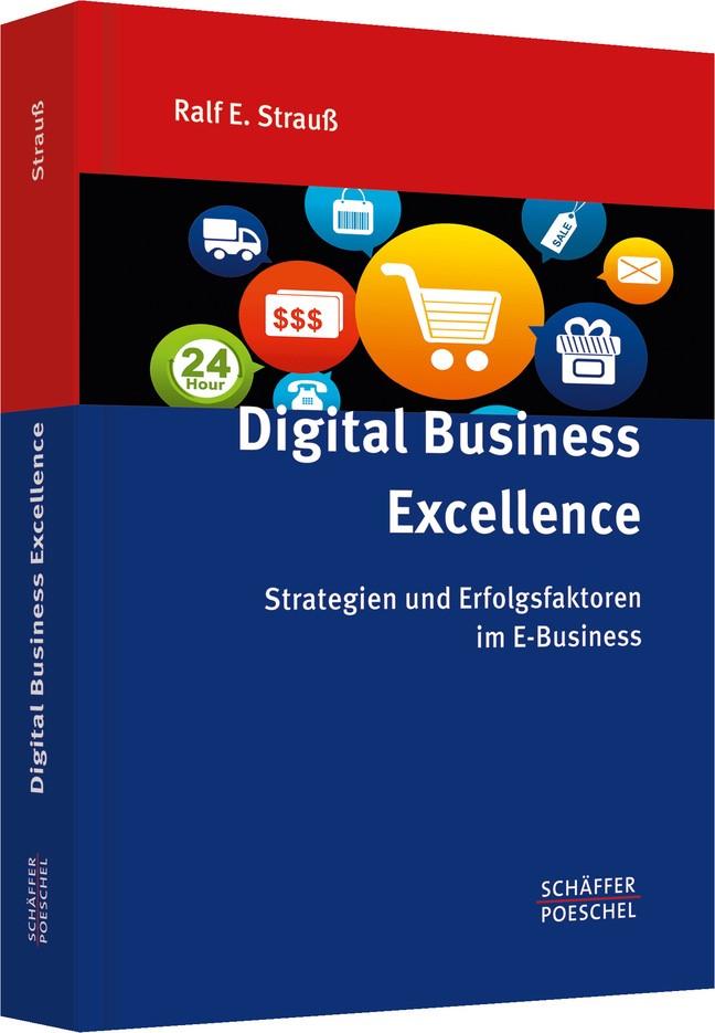 Abbildung von Strauß | Digital Business Management | 2013