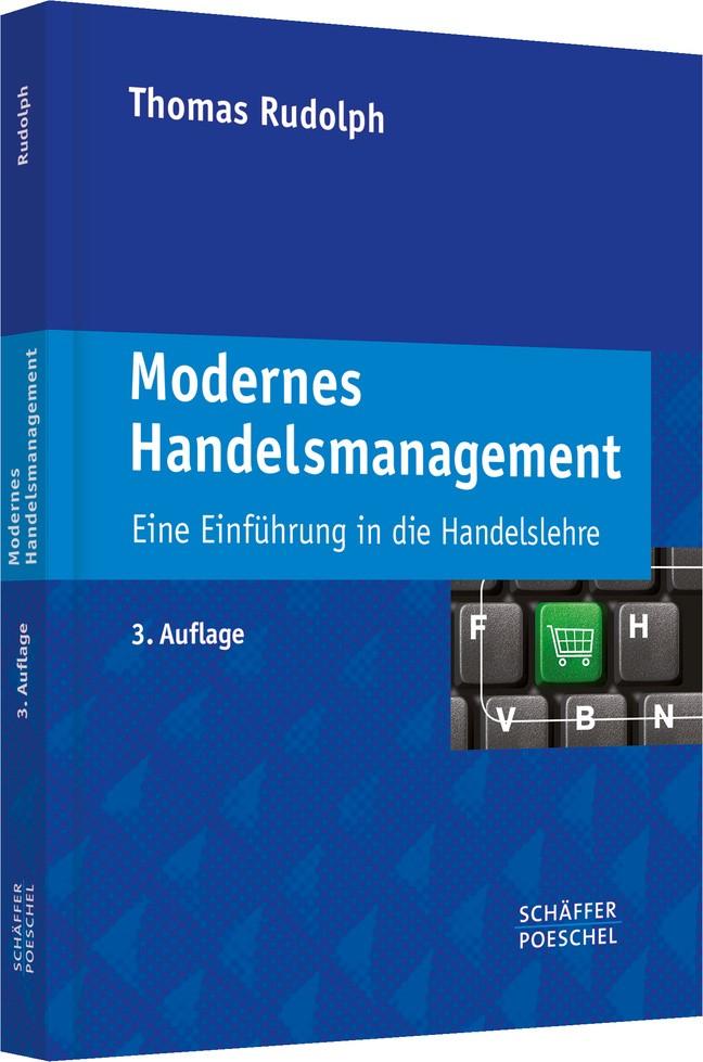 Abbildung von Rudolph   Modernes Handelsmanagement   3., überarbeitete Auflage   2013
