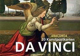 Abbildung von Postkartenbuch da Vinci | 2013