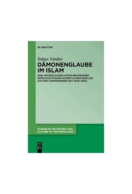 Abbildung von Nünlist   Dämonenglaube im Islam   2015   28