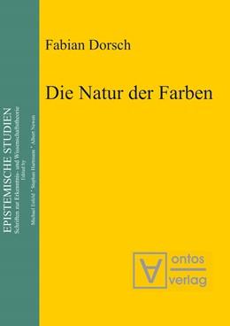 Abbildung von Dorsch | Die Natur der Farben | 2009 | 15