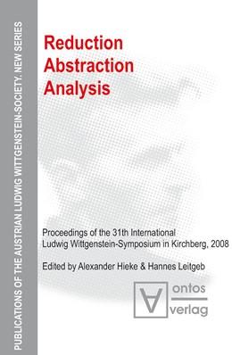Abbildung von Hieke / Leitgeb | Reduction - Abstraction - Analysis | 2009