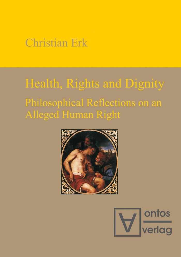 Abbildung von Erk   Health, Rights and Dignity   2010