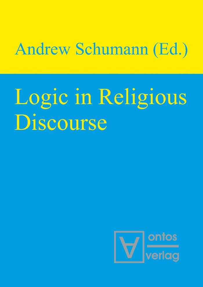 Abbildung von Schumann | Logic in Religious Discourse | 2010