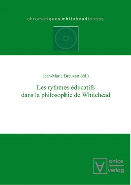Abbildung von Breuvart | Les rythmes éducatifs dans la philosophie de Whitehead | 2005 | 3
