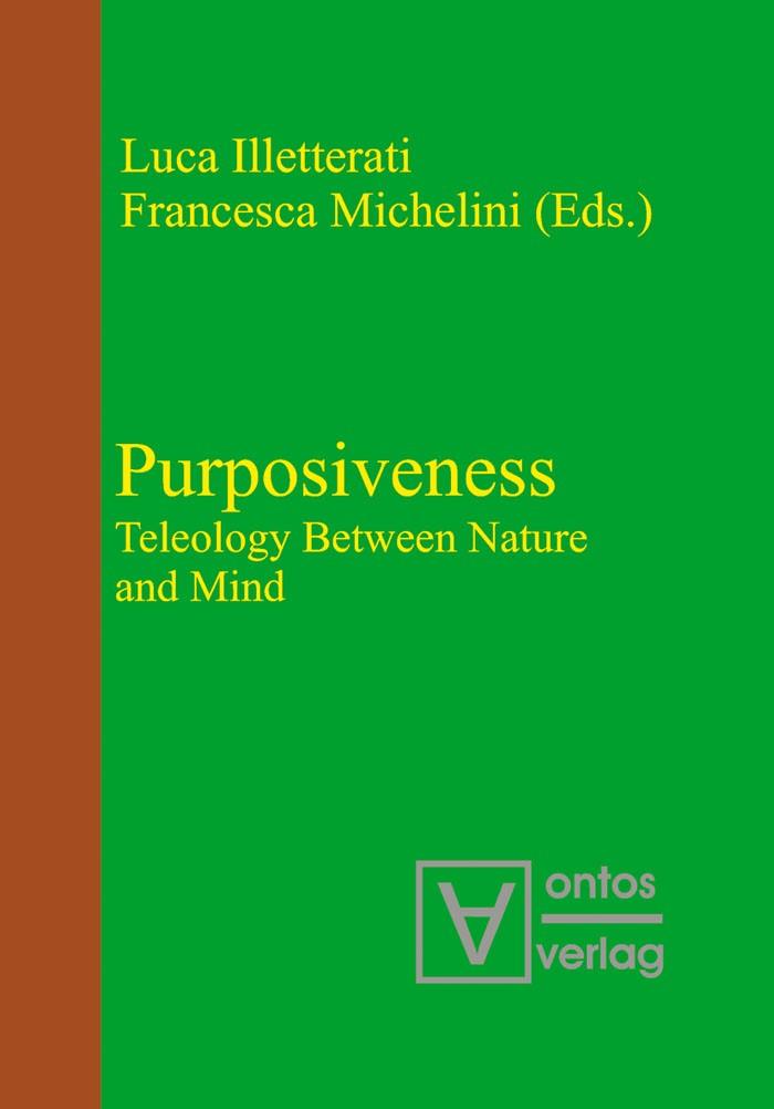 Abbildung von Illetterati / Michelini | Purposiveness | 2008