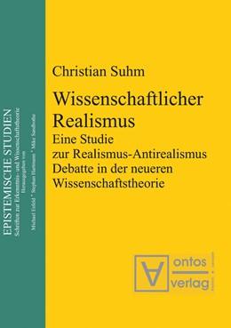 Abbildung von Suhm | Wissenschaftlicher Realismus | 2004 | Eine Studie zur Realismus-Anti... | 6
