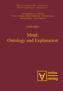 Abbildung von Addis | Mind: Ontology and Explanation | 2008 | Collected Papers 1981-2005 | 25