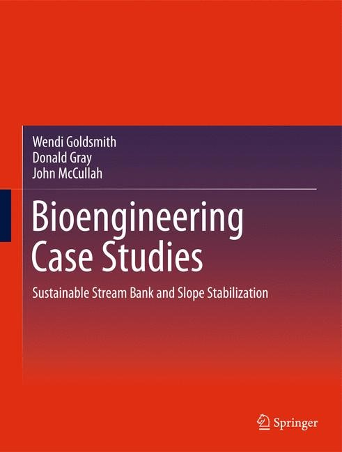 Abbildung von Goldsmith / Gray / McCullah | Bioengineering Case Studies | 2013