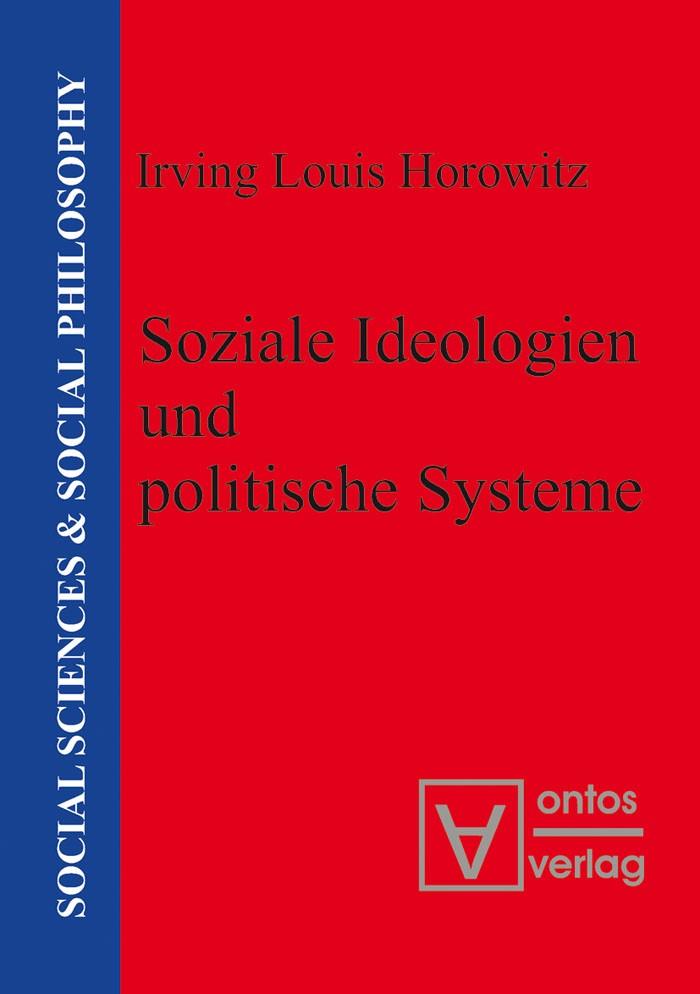 Abbildung von Horowitz   Soziale Ideologien und politische Systeme   2005