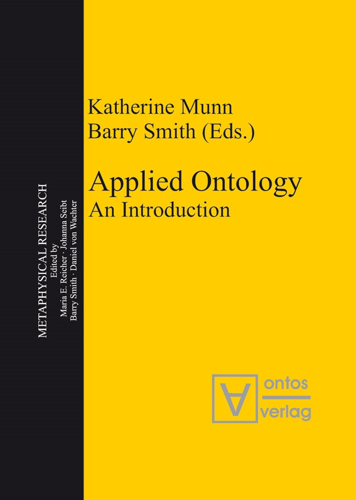 Abbildung von Munn / Smith | Applied Ontology | 2008