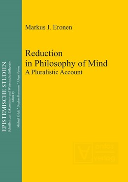 Abbildung von Eronen | Reduction in Philosophy of Mind | 2011 | A Pluralistic Account | 24