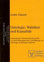 Abbildung von Zdunek | Ontologie, Wahrheit und Kausalität | 2004
