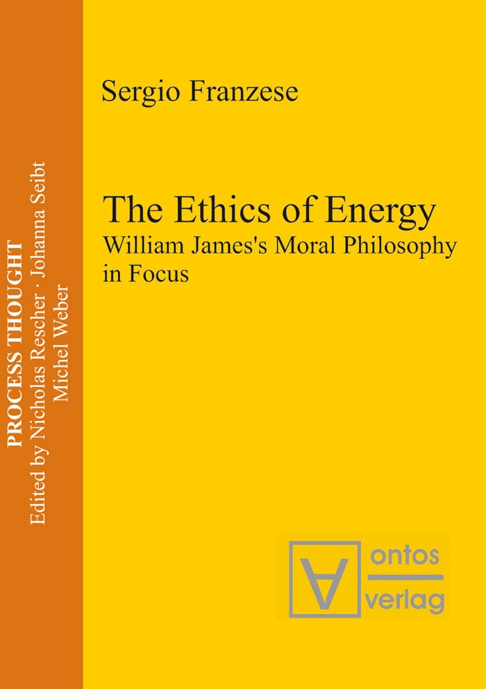 Abbildung von Franzese | The Ethics of Energy | 2008
