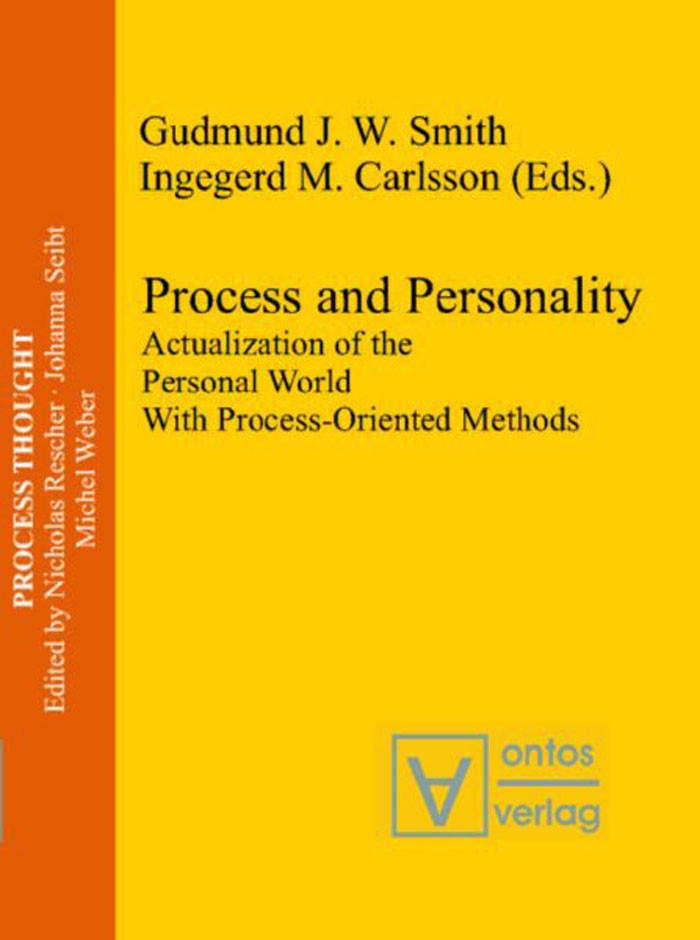 Abbildung von Smith / Carlsson | Process and Personality | 2008