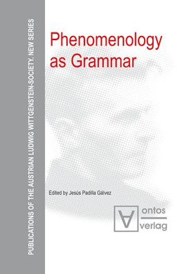 Abbildung von Padilla Gálvez | Phenomenology as Grammar | 2008 | 8