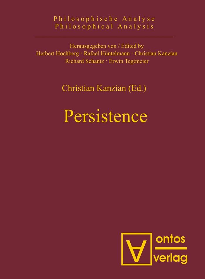 Abbildung von Kanzian   Persistence   2007