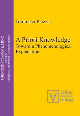 Abbildung von Piazza   A Priori Knowledge   2006   Toward a Phenomenological Expl...   10