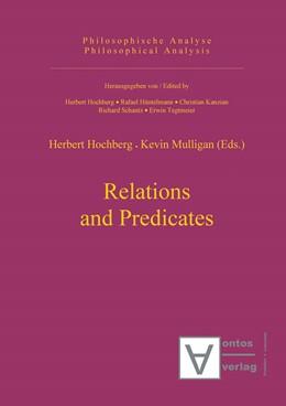 Abbildung von Hochberg / Mulligan | Relations and Predicates | 2004 | 11