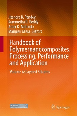 Abbildung von Pandey / Reddy | Handbook of Polymernanocomposites. Processing, Performance and Application | 1. Auflage | 2014 | beck-shop.de