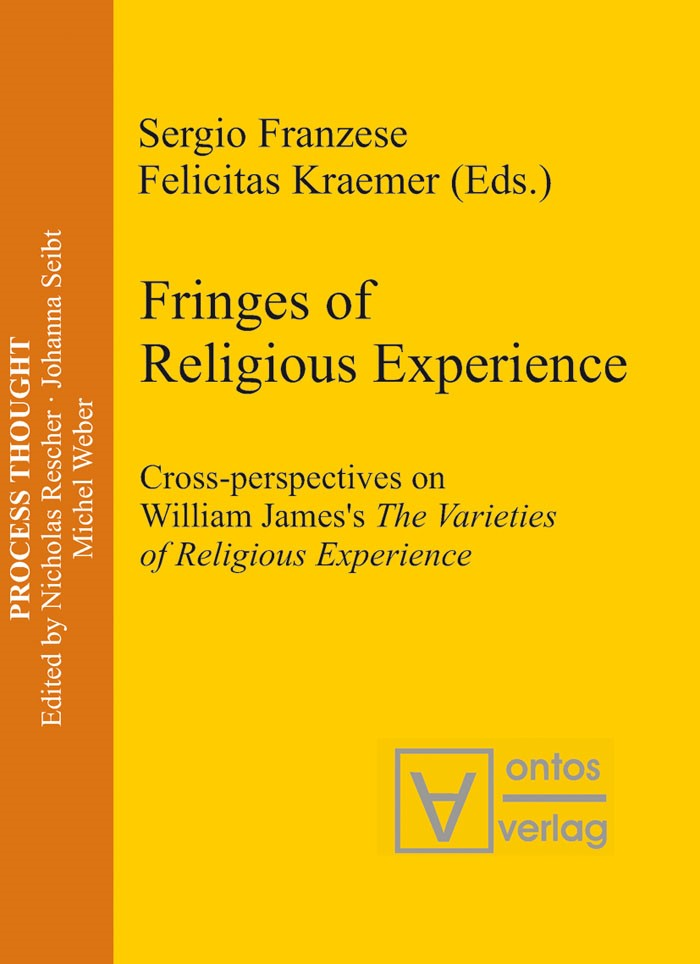 Abbildung von Francese / Kraemer | Fringes of Religious Experience | 2007